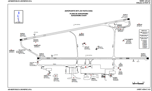 "Aeropuerto Internacional de ""Punta Cana"" (PUJ) – Ground Handling Cuba"
